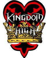 kingdom high school logo by AsakuraMei