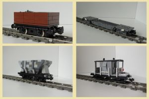 Rolling Stock by ScotNick
