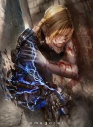 Edward Elric by omegarer