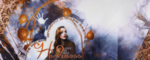 Love Is Pain, Highness Signature by divergensea