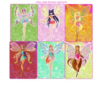 Winx Club Forever And Ever by umbreonxofxthexnight