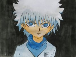 killua Zoldyck by scumpiii
