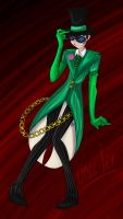 Lorax - Once-ler Looks Good In Green by liliy