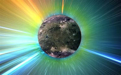 New Born Planet -  Pong 55 by Topas2012