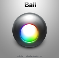 Ball by Miniartx
