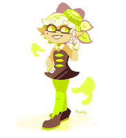 Marie pixel by ivymaid