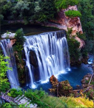 Waterfall by Syzygy001
