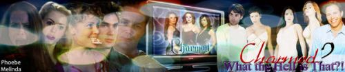 Request: Charmed What the Hell is That? by Steamy-SVU-Fan-Girl