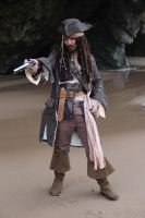 Captain Jack Sparrow - Stock by Kasdeya-V