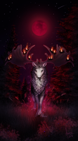 [C] .: Blood Moon :. by ancarie-bluewolf