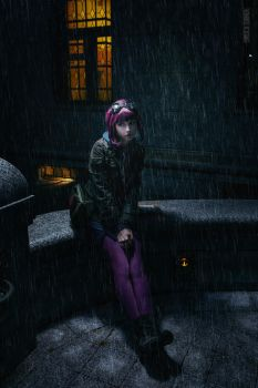 Like Ramona Flowers by Molza