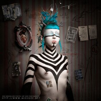Strange Monster by Miss Gee by MotherLickerr