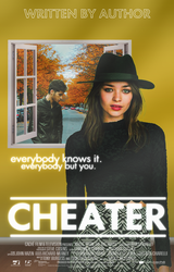 Cheater - Wattpad Cover (PREMADE) by OutOfStyle13