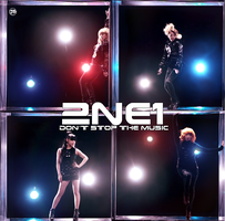 2NE1 - Don't Stop The Music by strdusts