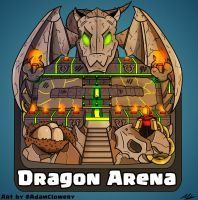 Dragon Arena by Adam-Clowery