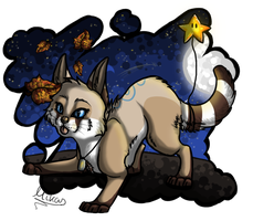 The Autumn comes by Foxface-x3