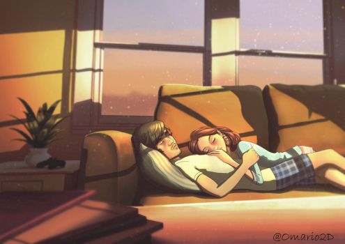 (144) lazy Sundays. by Omario2d