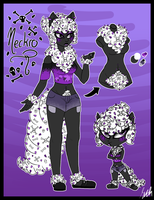 MYO Deco Dollie - Neckro by SavannaEGoth