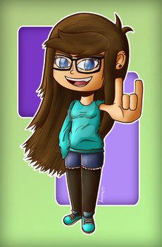 Maddie (in0my0u) by J-S-Graphics