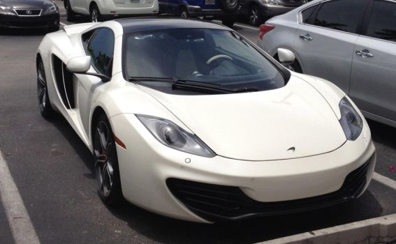 McLaren-Front End by redconvoy