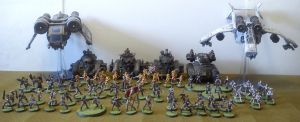 TGG: The 3rd Trojan Renegades, first muster by Majere613