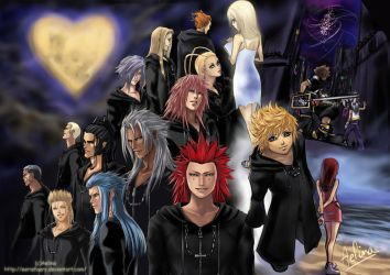 KH2 by KingdomHeartsClub123