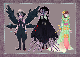 (CLOSED) Adoptables 09 by SunnyCove