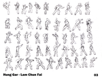 Hung Gar Kung Fu Thumbs 03 by kaioutei