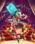 Moulin Rouge Orianna - league of Legends Tribute by tiocleiton