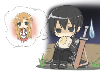 Sword Art Online FA by GreenTeaNeko
