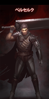 Daily painting : Berserk by TheFearMaster