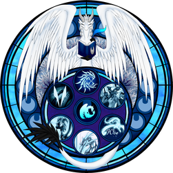 Seera Stained Glass by Seeraphine