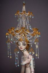 Chandelier by Marina-B