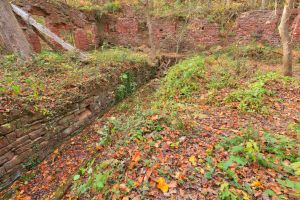 Seneca Mill Fall Ruins by somadjinn