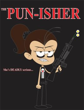 The Pun-isher by BenjaminHopkins
