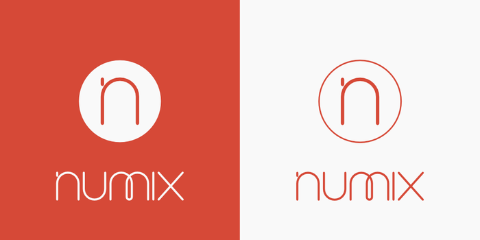 Numix New logo by 0rAX0