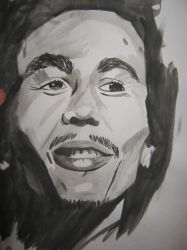 Bob Marley by MustLoveZomz