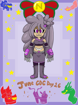 June CDC Day 16 - Mishmash by GigaB00ts
