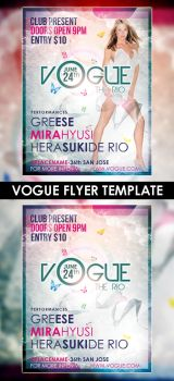 Vogue The Rio by RedInk09