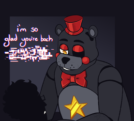 Animatronic August :: Day 8 by dompteuseArtist