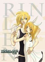 Rin and Len by Amai--chan