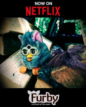 You've never seen a Furby like this before by shikkaba
