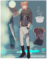 [REG] Ross by HazyDayClouds