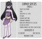 [OPEN SPECIES]: Diavla by SimplyDefault