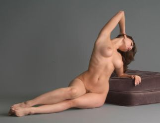 Art Nudes - C 7 by mjranum-stock