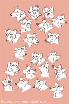 CatBoyXD Expression Sheet by sketchinthoughts