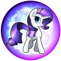 Rarity Orb by flamevulture17