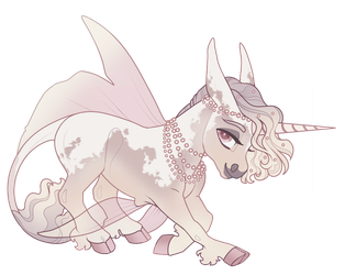 CHIBI ADOPT| pastel princess by queerly
