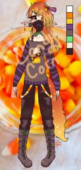 Day 18: Candy Corn Adopt [Open] by REDs33sALL
