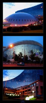 Russian Architecture by ticky